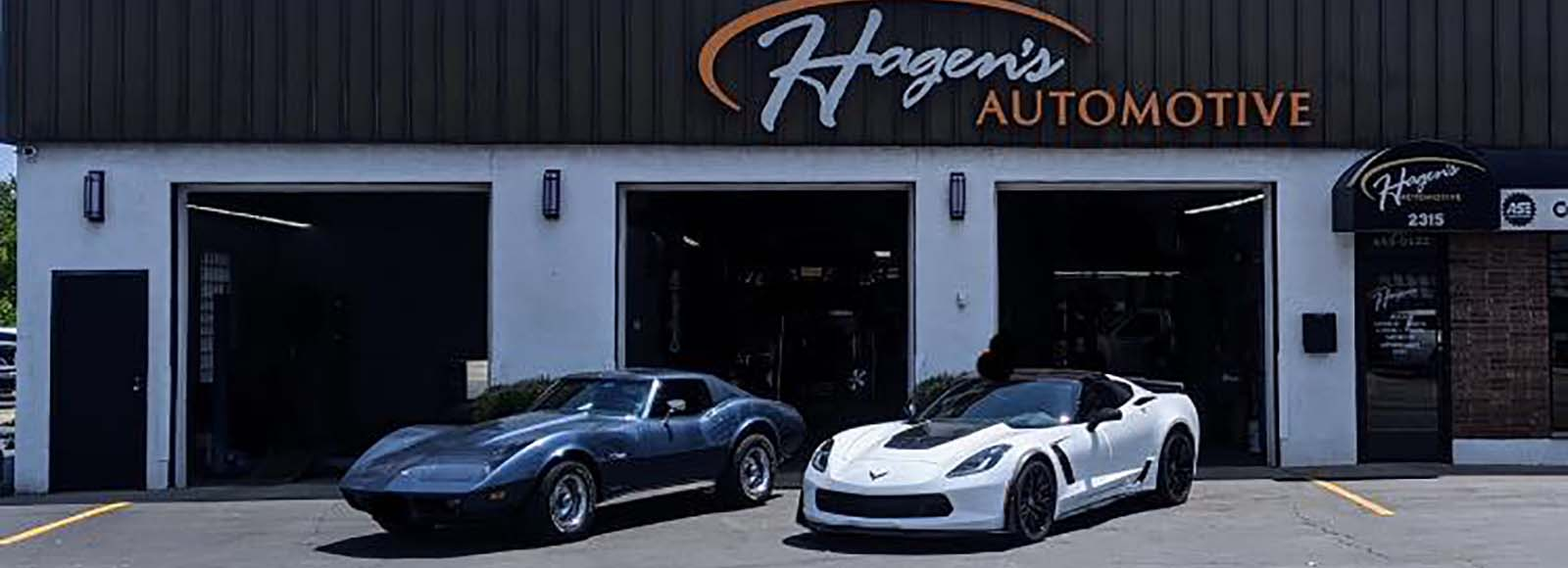 Services at Hagen's Automotive West, auto repair shop in Melrose Park IL
