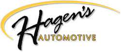 Hagen's Automotive West logo